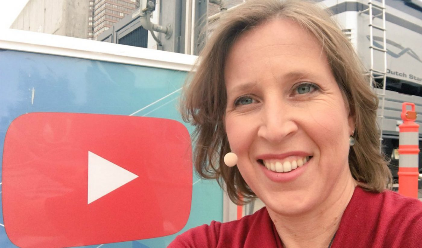 """Susan Wojcicki On YouTube's Fight Against Grotesque Content: """"I Own This Problem, And I'm Going To Fix It"""""""