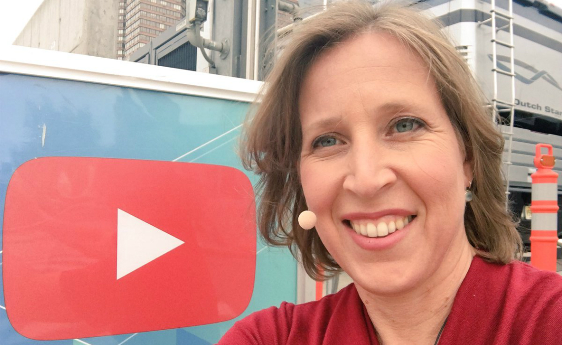 """Susan Wojcicki On YouTube's Fight Against Grotesque Content: """"I Own"""
