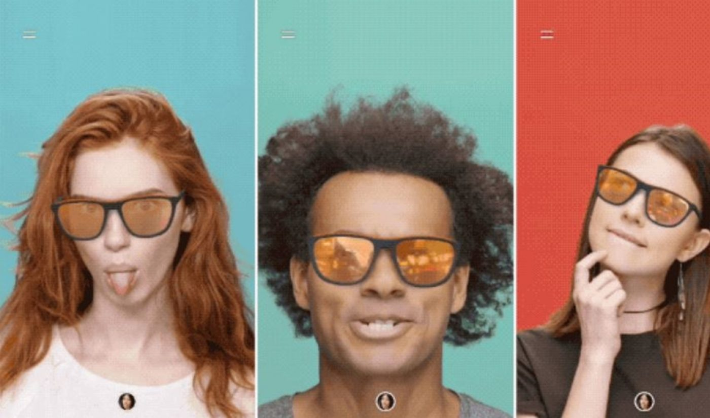 YouTube's 'Stories' Feature Adds AR Selfie Filters, Like Snapchat Lenses