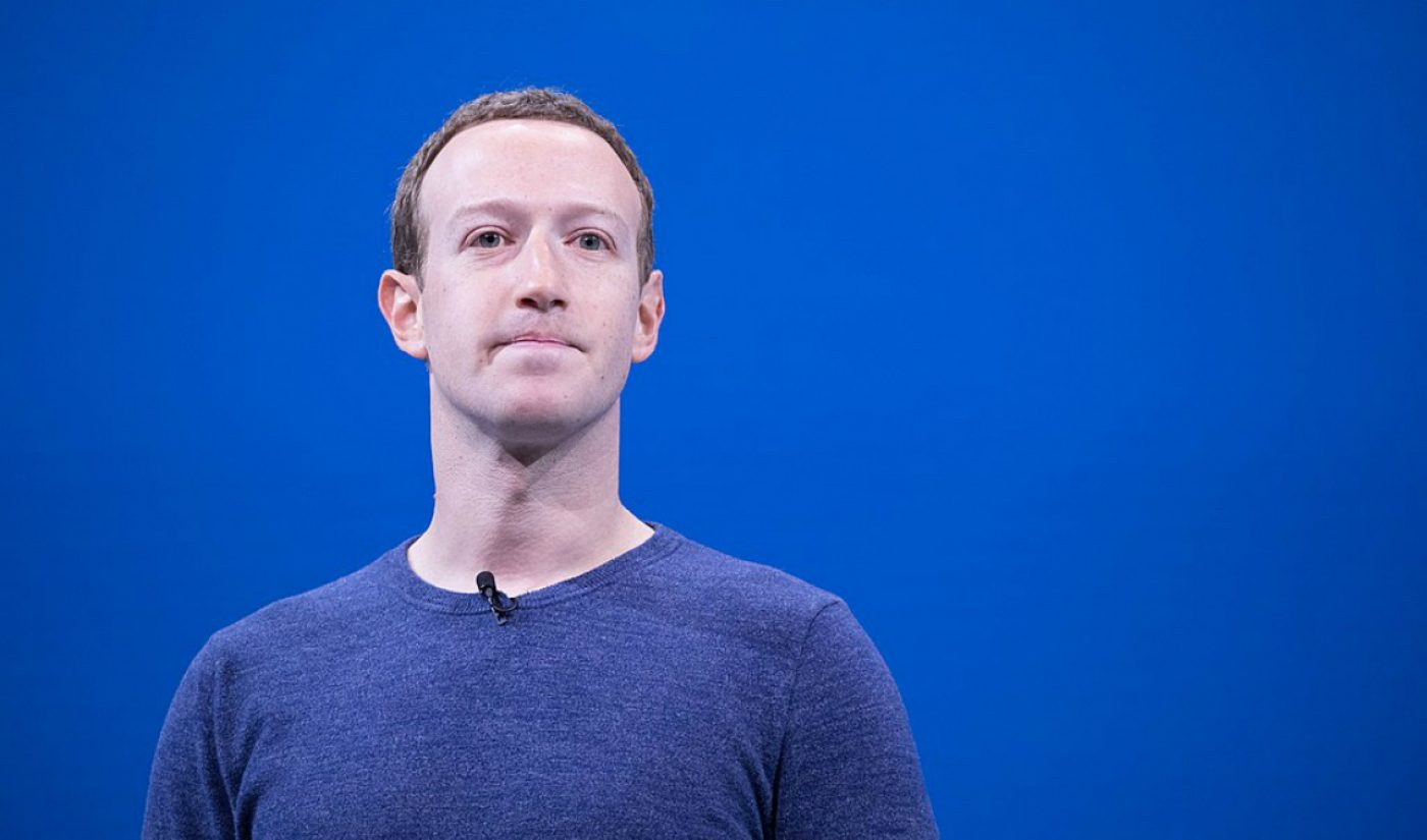 """In Wake Of Data Scandals, Mark Zuckerberg Lays Out Plan To Transform Facebook Into A """"Privacy-Focused Communications Platform"""""""