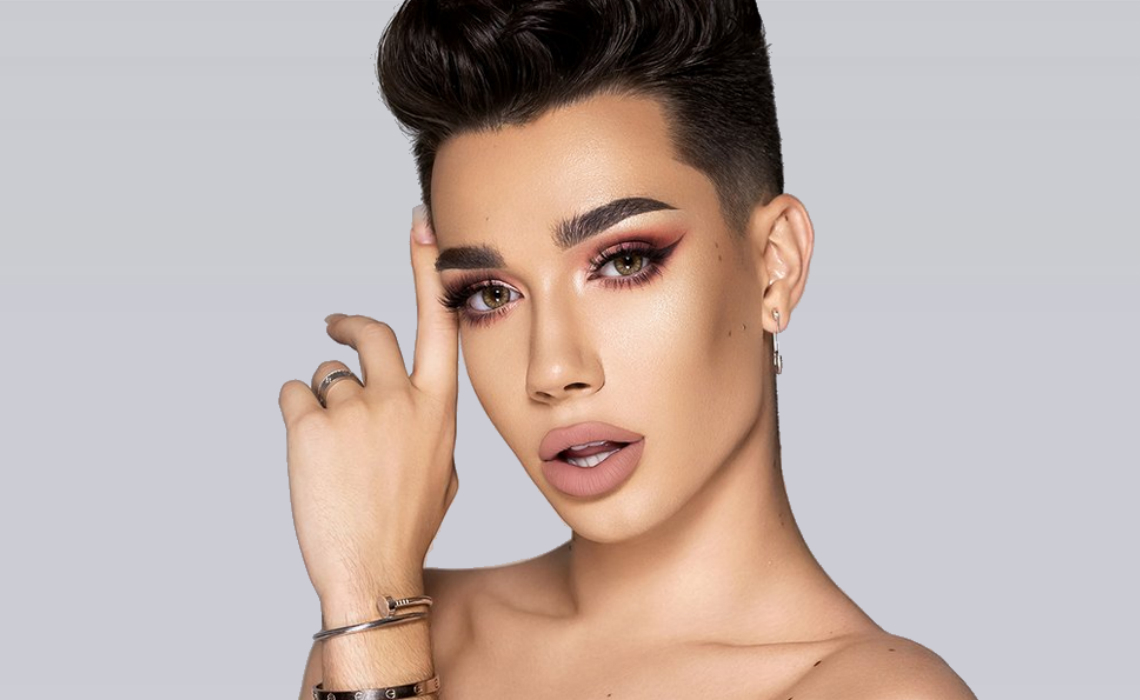 more photos 2afdd 8a5f0 Beauty YouTuber James Charles To Visit 24 Cities This Summer In First Live  Tour