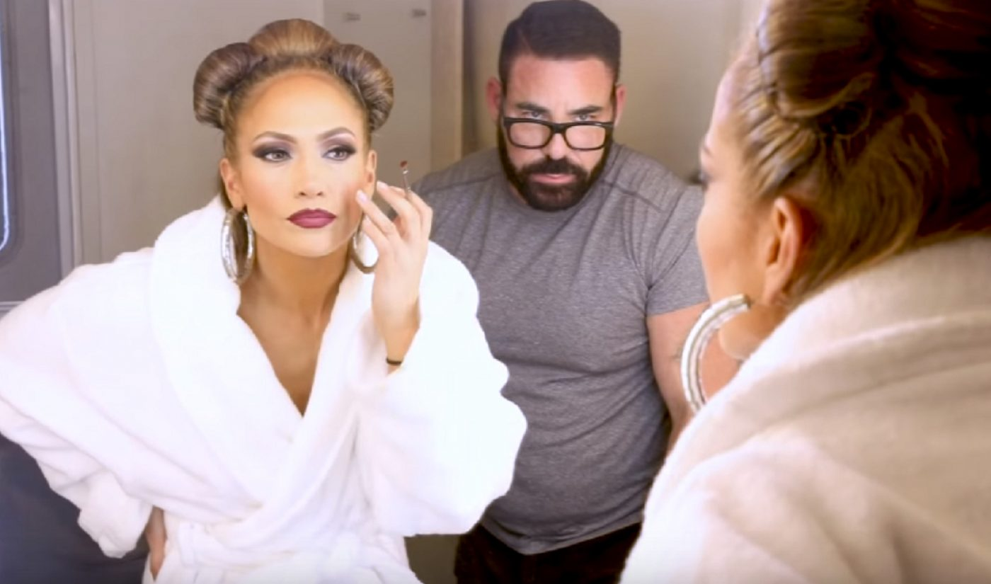 Jennifer Lopez Revamps Her YouTube Channel To Give Viewers More Personal Content