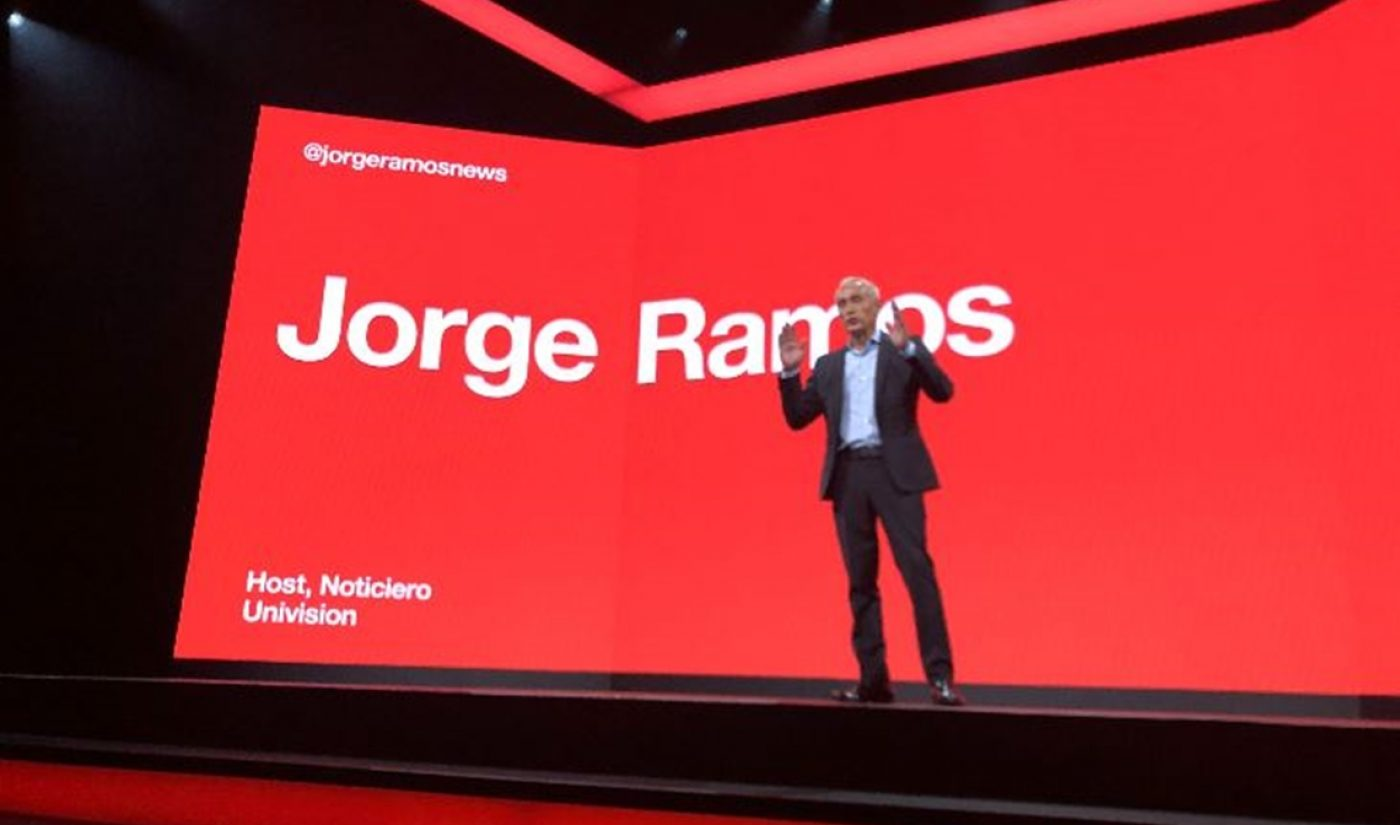 At NewFronts, Twitter Pitches Programming Pacts With Wall Street Journal, Live Nation, Univision