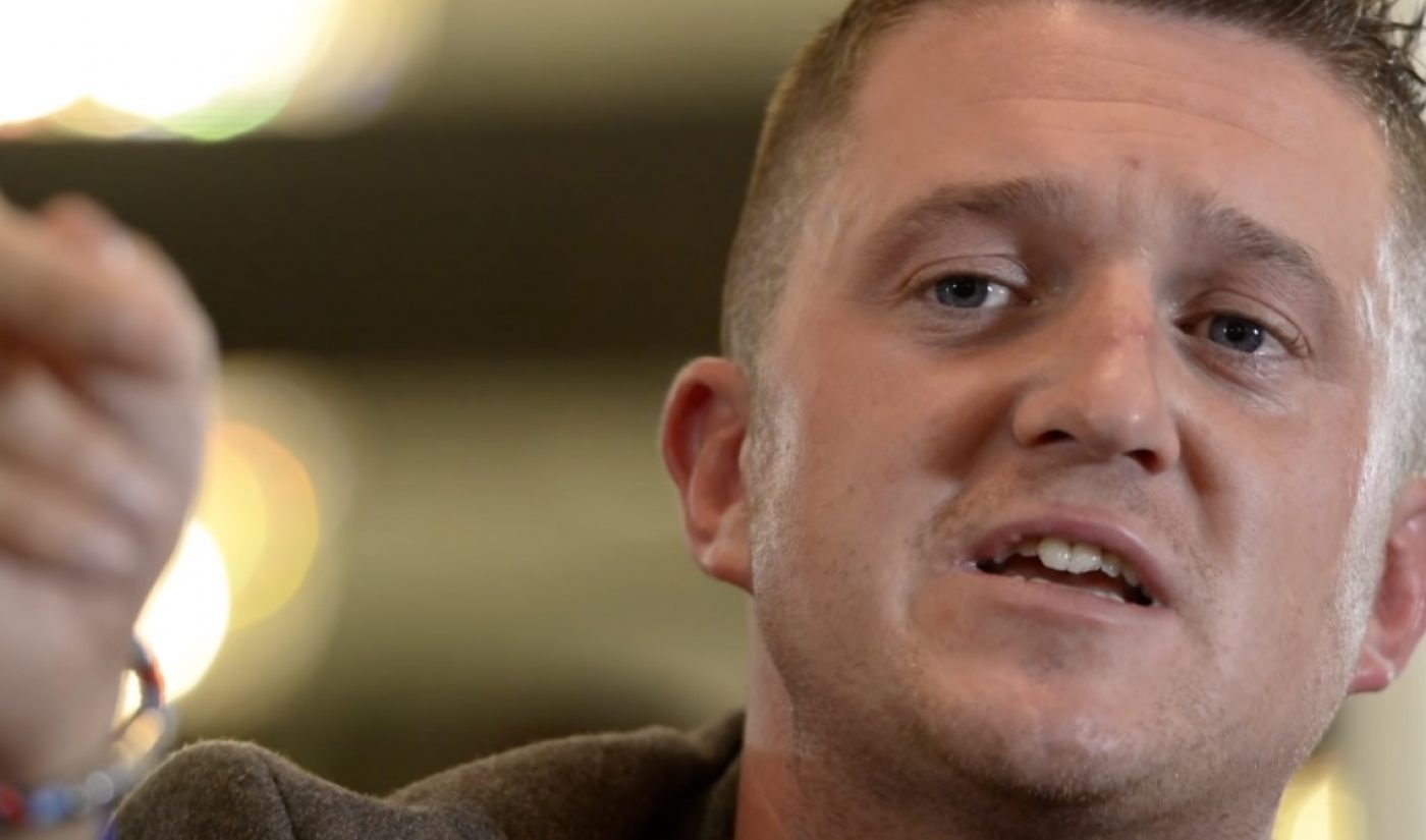 YouTube Won't Ban Far-Right Activist Tommy Robinson — Here's What It's Doing Instead