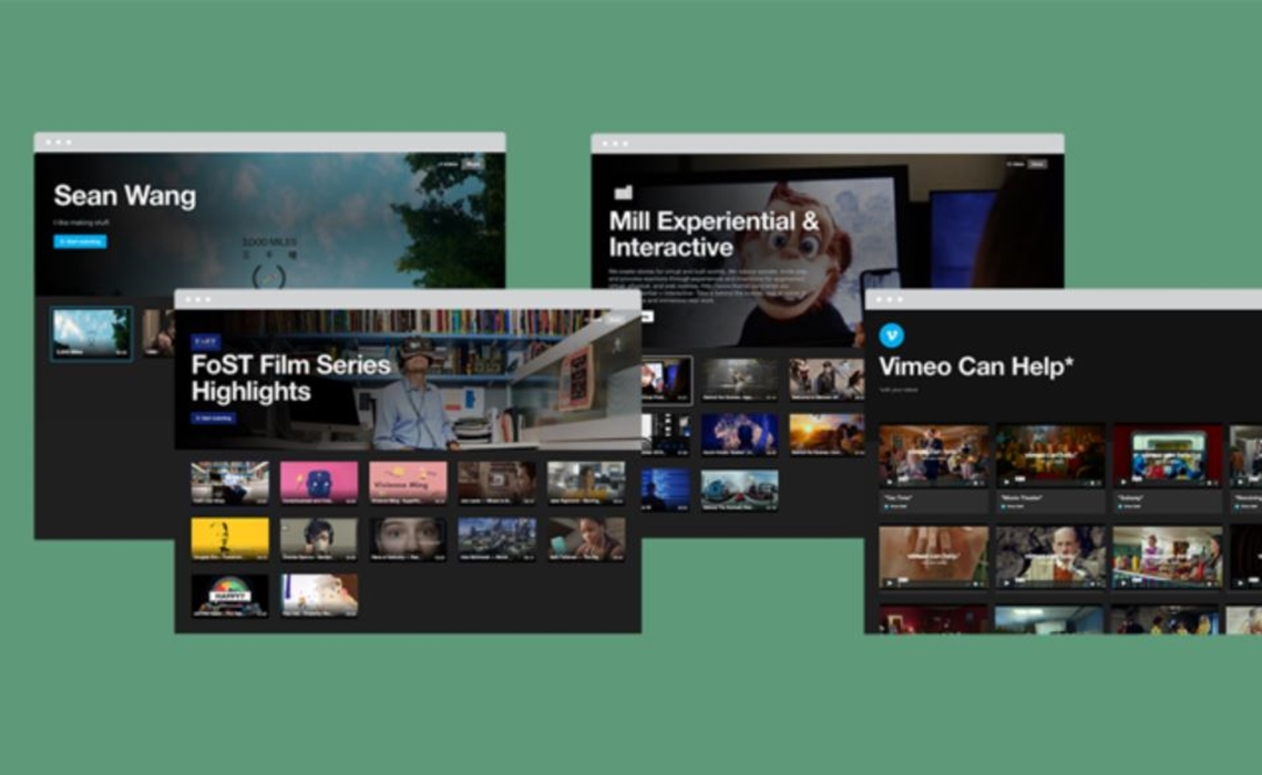 Techmeme: Vimeo launches Showcase, a toolkit allowing