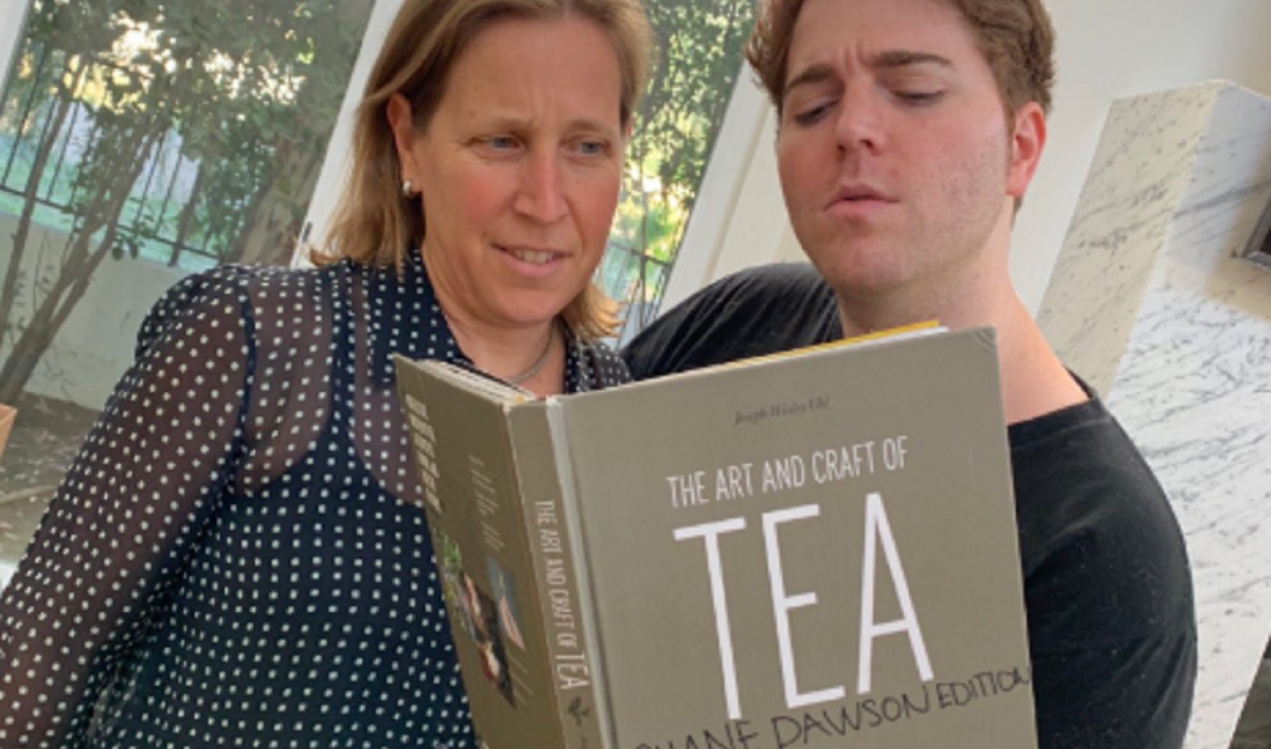 "Susan Wojcicki Has ""Tea Sessions"" With Shane Dawson And James Charles To Discuss Creator Concerns"