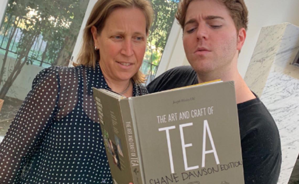 Susan Wojcicki Has