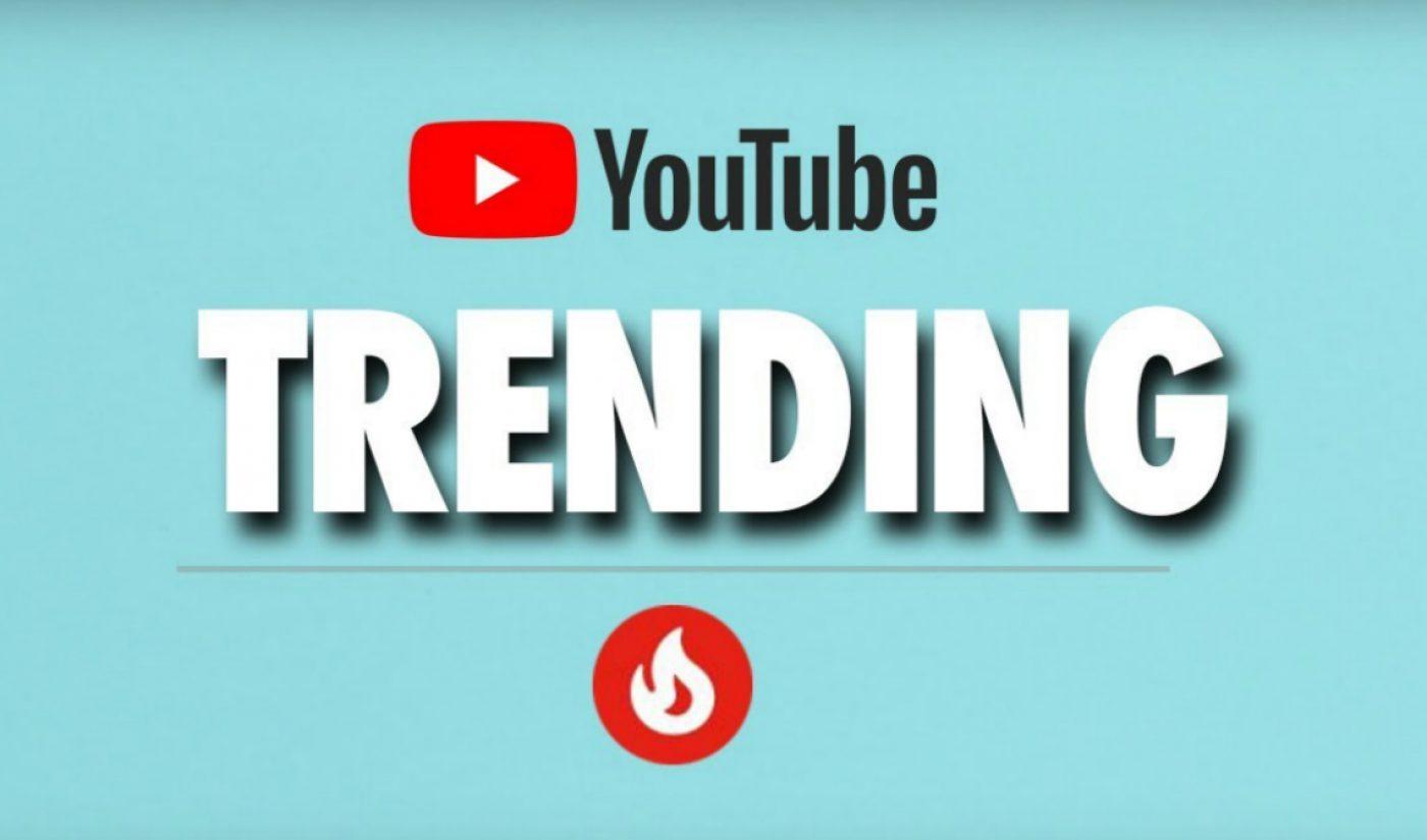 Following Shane Dawson Summit, YouTube's Tweaking Its 'Trending' Tab To Be 50% Native Creators