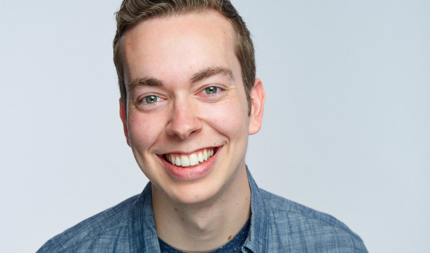 Creators Going Pro: One YouTube Video Netted ParkerGames $50 In AdSense Revenue — Oh, And His Own Television Show