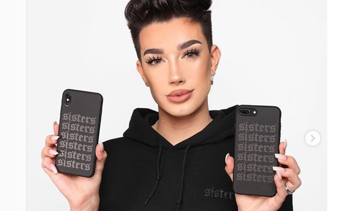 James Charles' Sisters Apparel Seemingly No Longer Affiliated With