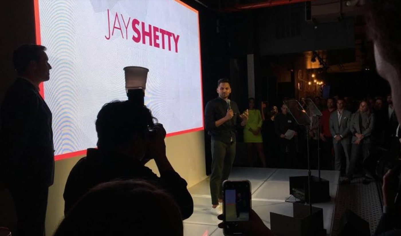 """Altruistic Creator Jay Shetty Pacts With Ellen Digital Network For """"Snackable"""" Motivation"""