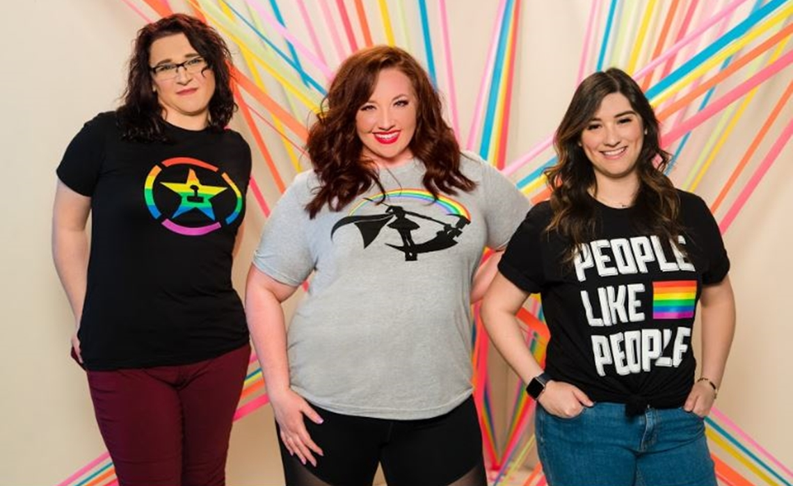 4c4c675aa Rooster Teeth Launches 'Pride' Merch, Benefiting LGBTQ+ Charity 'Out Youth'
