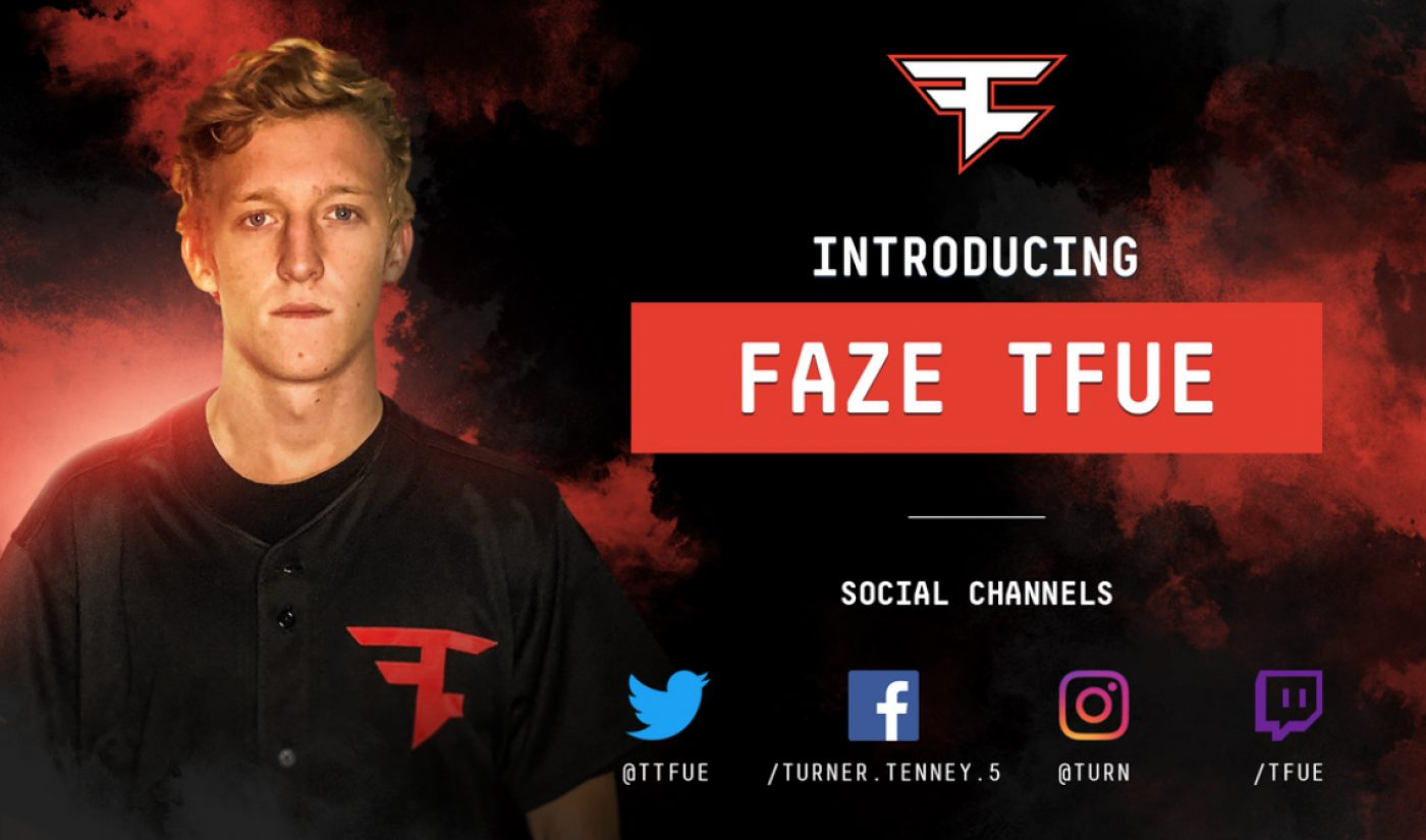 Esports Pro Tfue Sues FaZe Clan, Alleging Unpaid Sponsorship Earnings And Restrictive Contract