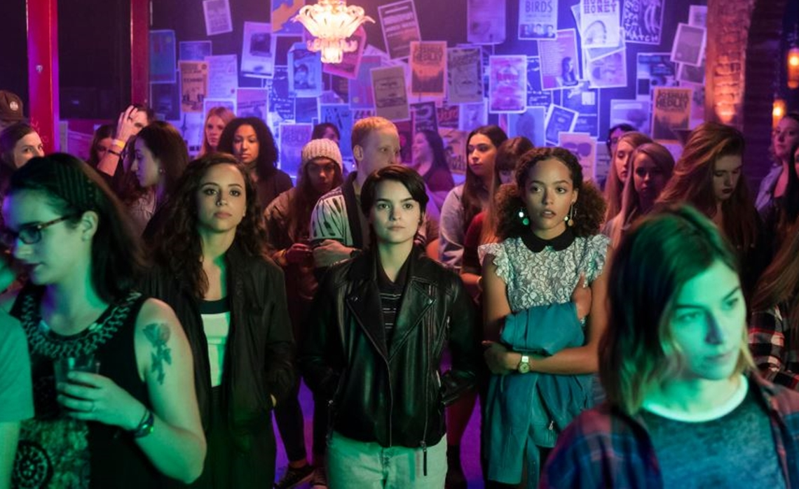 Netflix Unveils Trailer For First Awesomeness TV Series, Teen