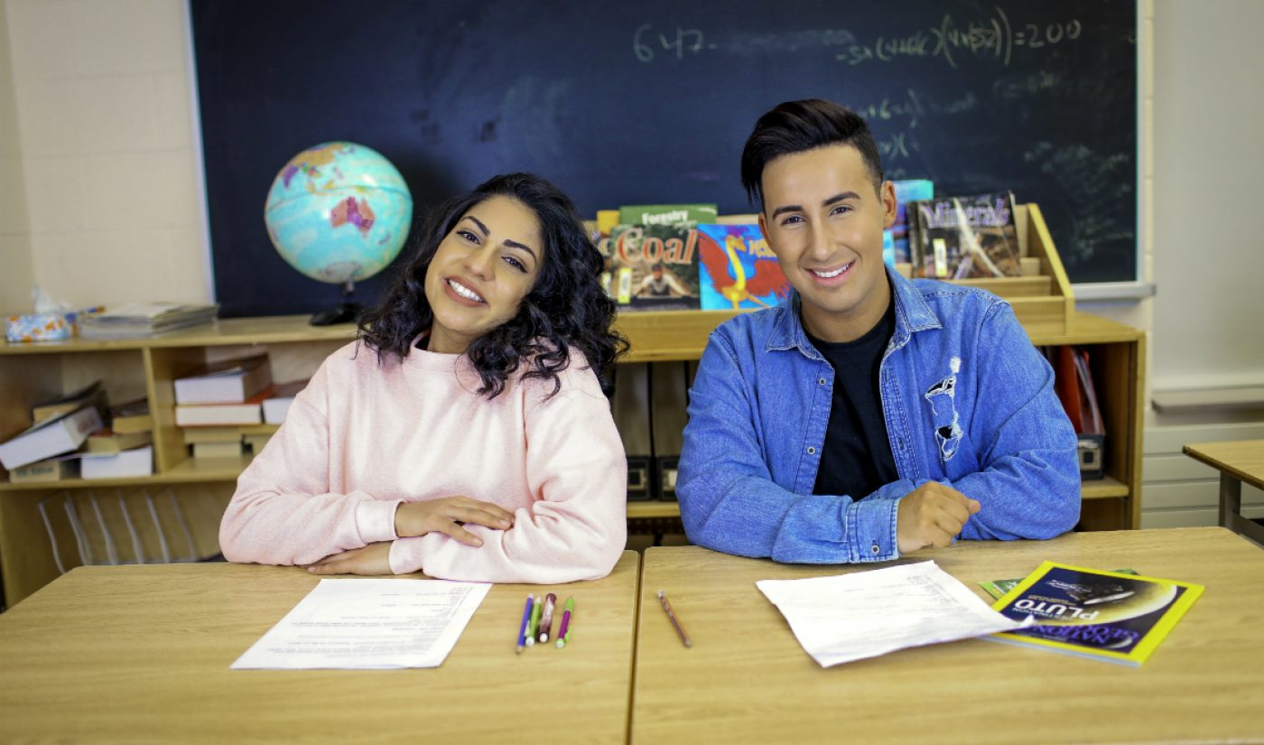 YouTube Millionaires: Dan & Riya Developed Their Sitcom-Esque 'Beverly Valley High' Universe — And Populate It By Playing Every Character Themselves