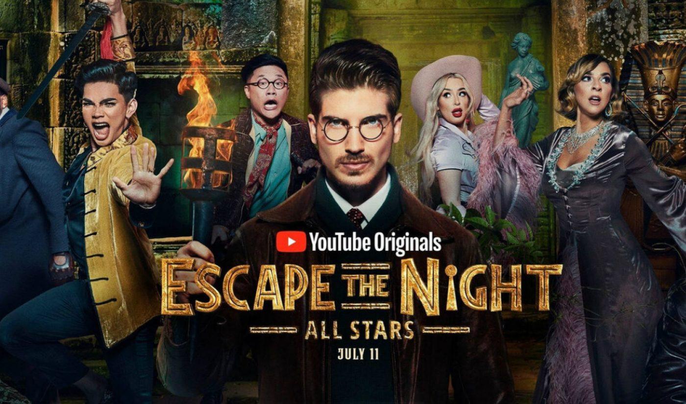 Joey Graceffa's 'Escape The Night' Season 4 Trailer Teases Return Of Axed Cast Members