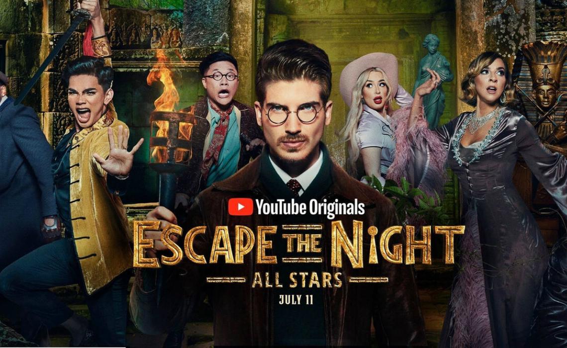Joey Graceffa's 'Escape The Night' Season 4 Trailer Teases Return Of