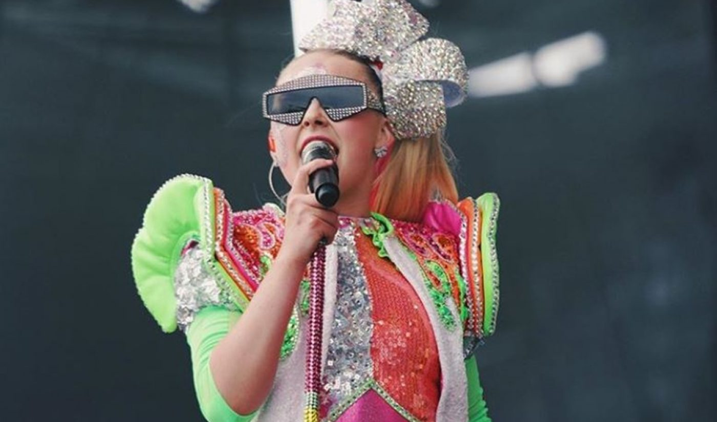 Jojo Siwa Makeup Kit Recalled From Claire's After Testing Positive For Asbestos