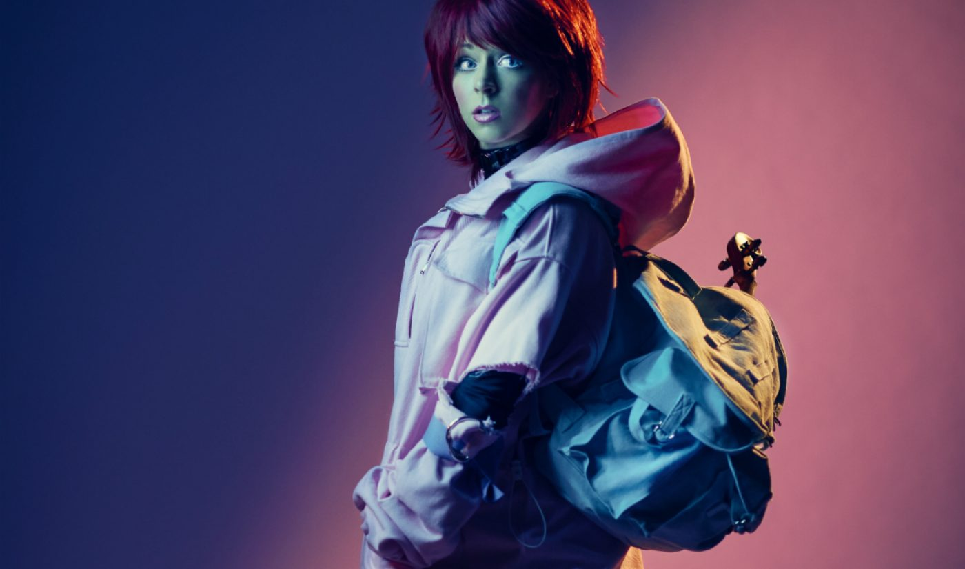 """Lindsey Stirling Drops New Single """"Underground,"""" Announces Upcoming Album And Tour"""