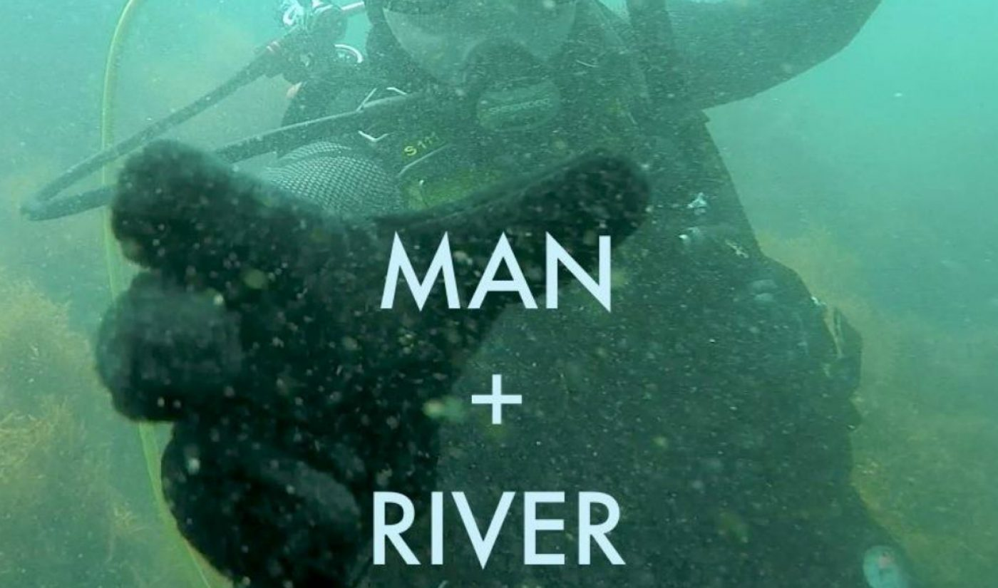 YouTube Treasure Hunter 'Man + River' Dives In For New Facebook Watch Series 'Sunk & Found'