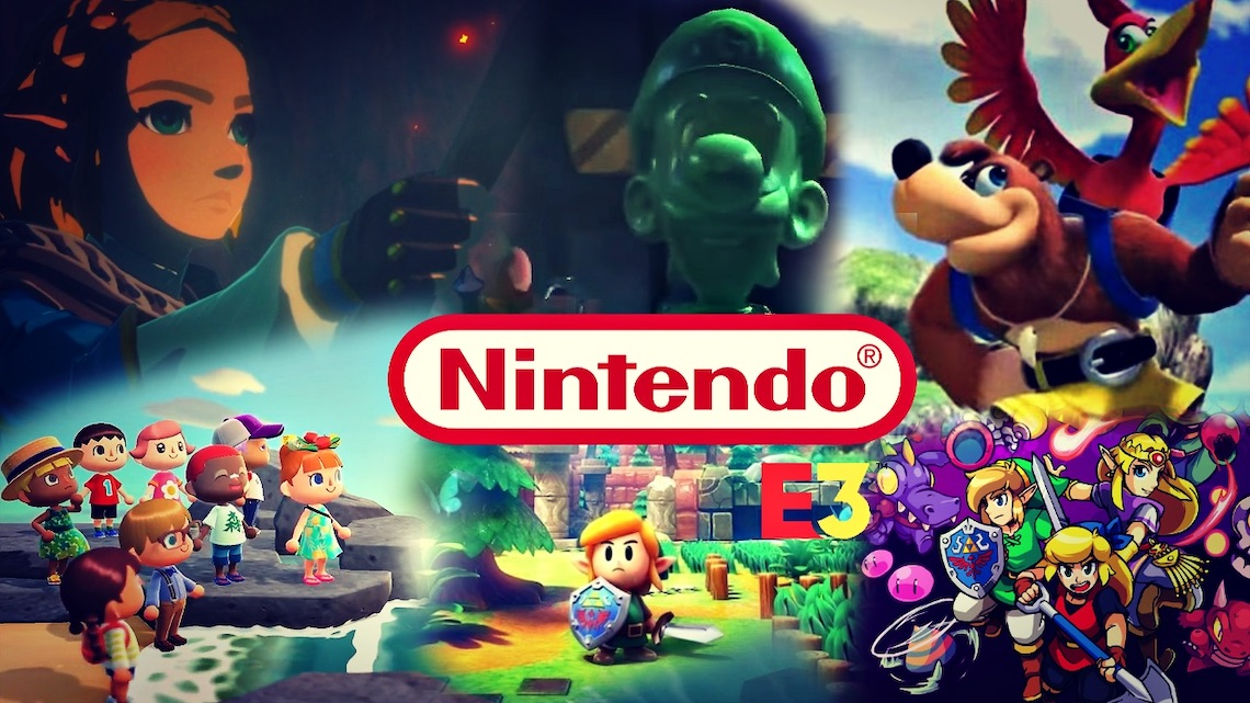 Avengers, Nintendo Owned The E3 Video Conversation - Tubefilter