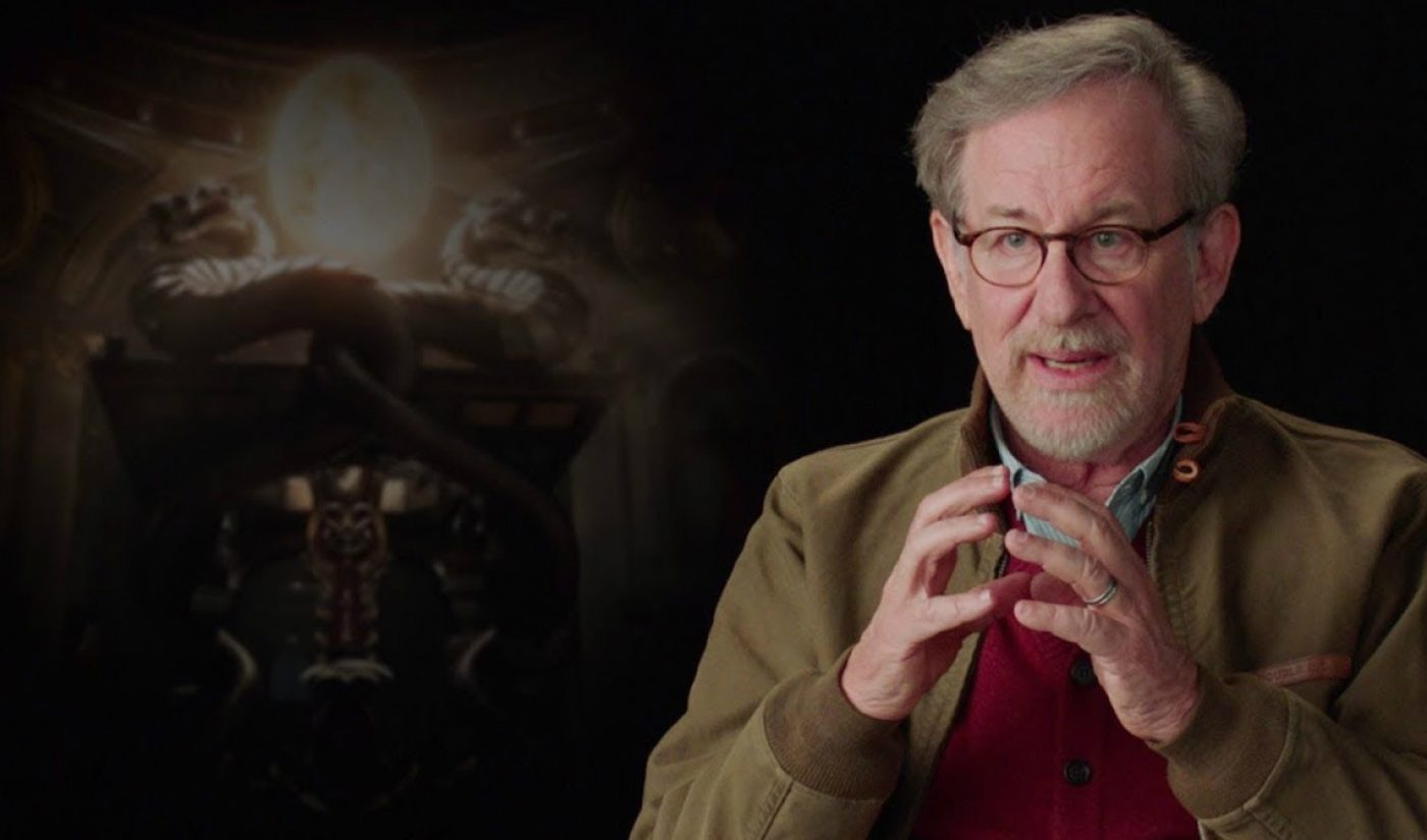 Quibi's Steven Spielberg Horror Series Can Only Be Watched When It's Dark Outside
