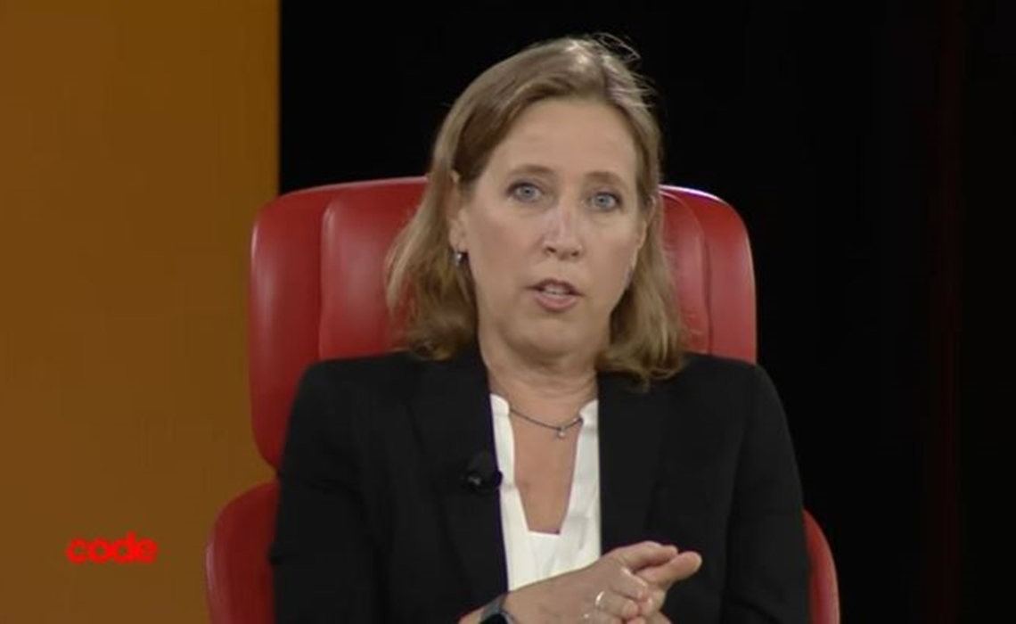 Susan Wojcicki Apologizes For Hurting LGBTQ Community, But Defends Decision To Let Steven Crowder Videos Stand