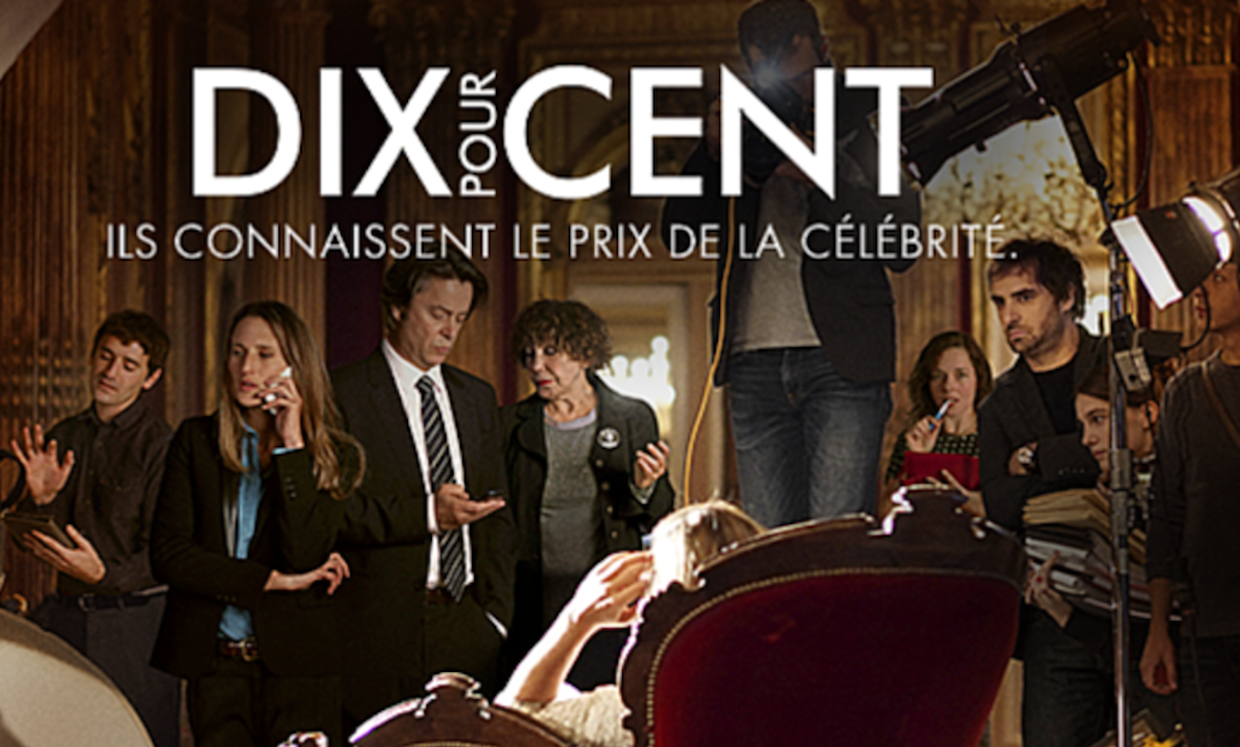 Netflix international acquisitions Call My Agent Dix Pour Cent