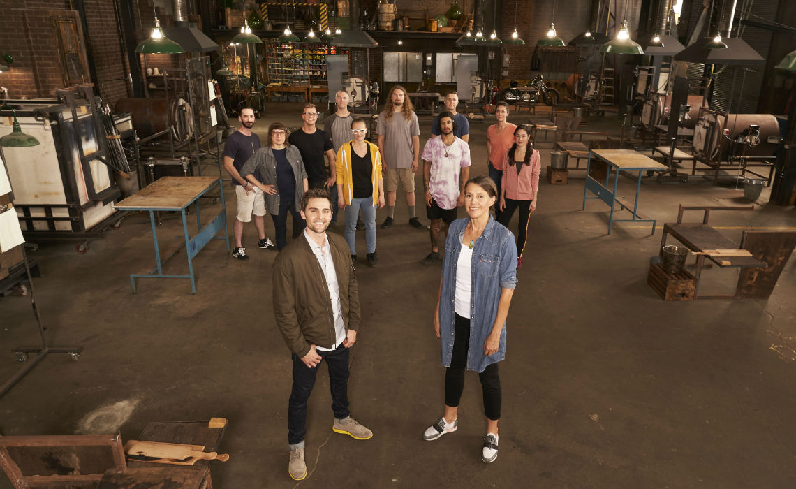 9d2e21d910ad Creators Going Pro: Netflix Snags YouTube Science Expert Nick Uhas To Host  The World's First Glassblowing Competition Show