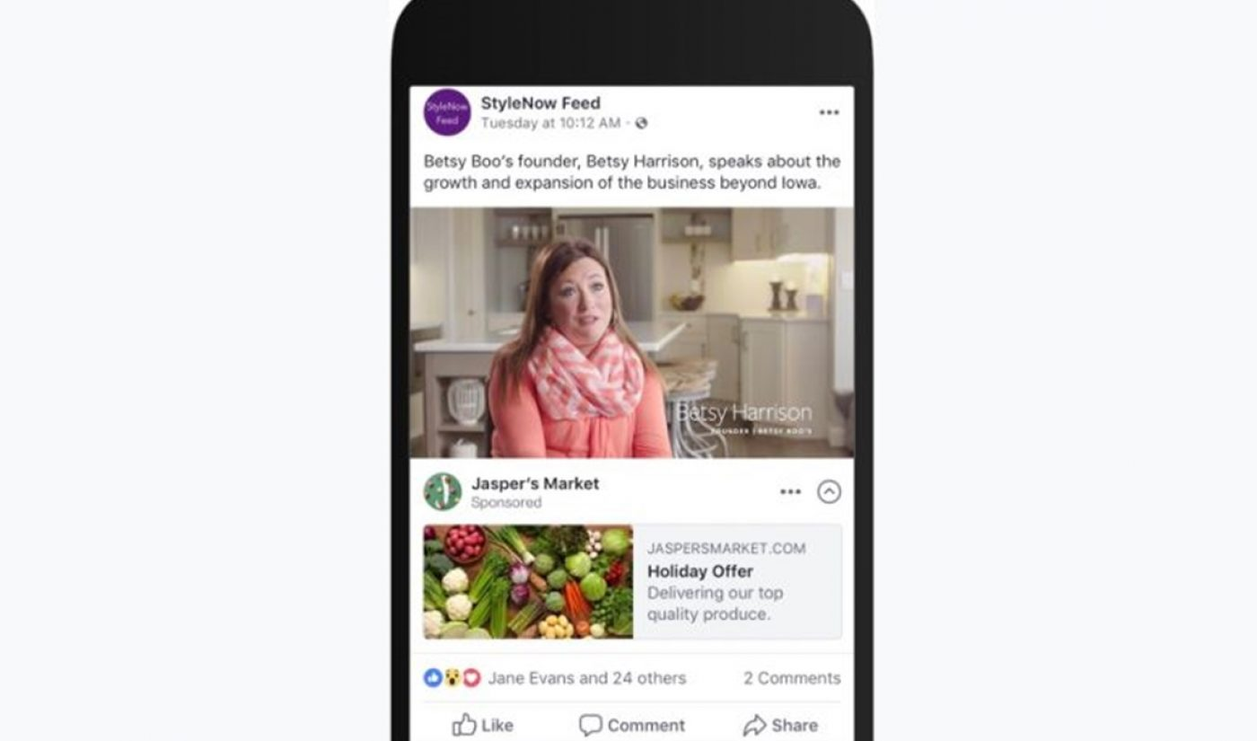 Facebook Unveils New Monetization Tools, Including More Creator Control Over 'Ad Breaks'
