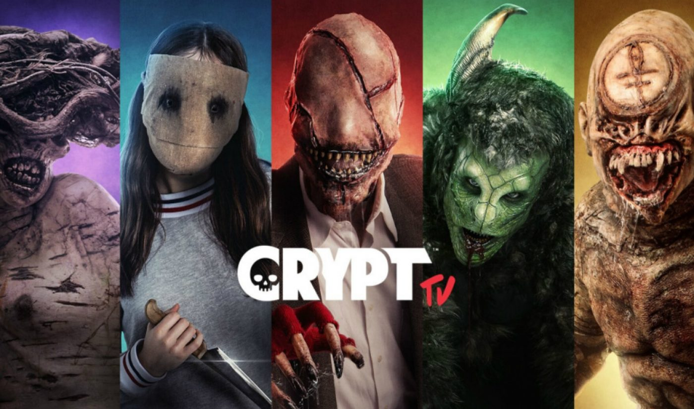 Facebook Watch Scares Up 5-Series Content Slate From Horror Hub Crypt TV