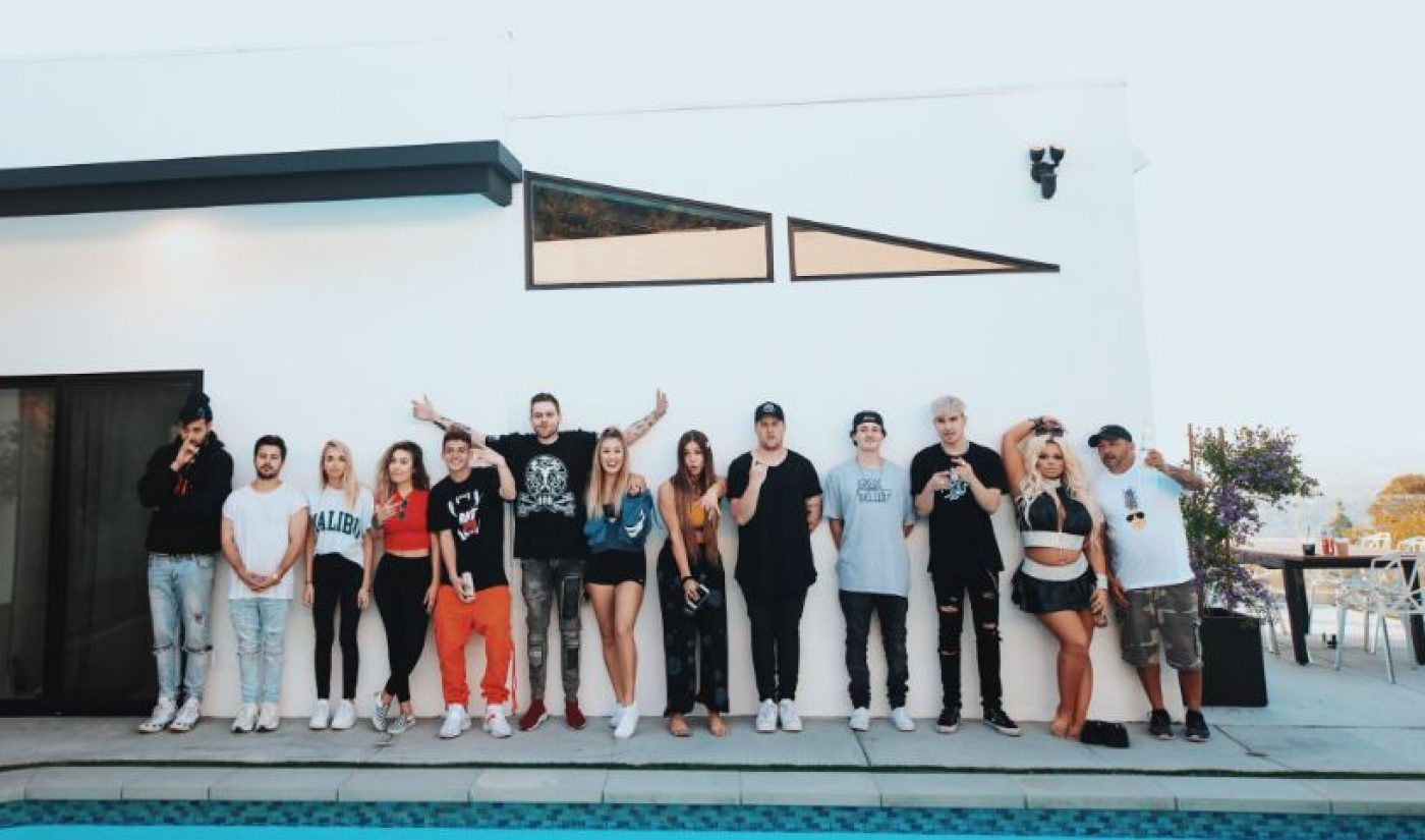 Kian And JC To Launch $25,000 'Big Brother'-Style Series With 13 YouTuber Contestants