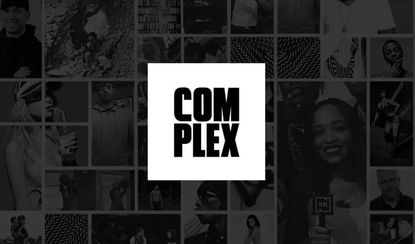 Complex Hires Key Execs On Production, Marketing, And Branded Content Teams