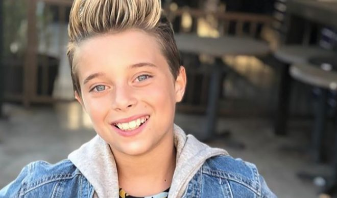"Creators On The Rise: 12-Year-Old Gavin Magnus' Subscriber Count And Monthly Views Skyrocketed After His Music Video ""Crushin"""