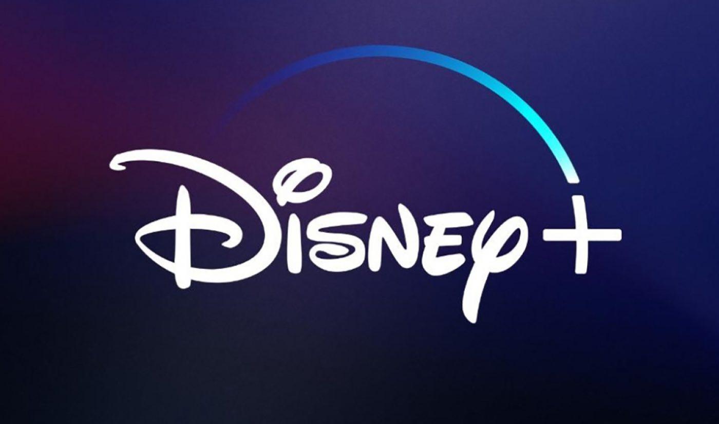 Disney+ Has Gotten 22 Million App Downloads In One Month (Report)