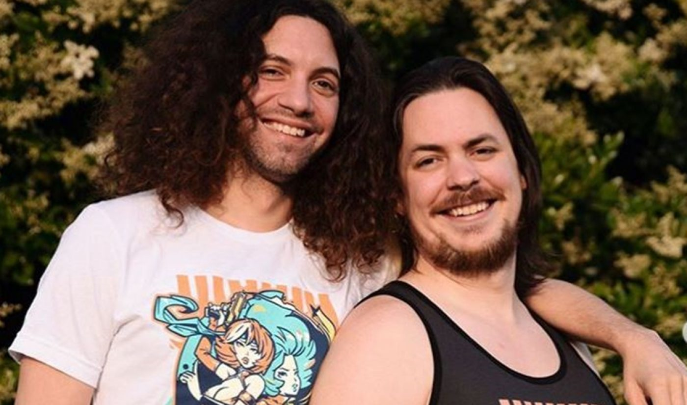 CAA Signs 'Game Grumps', Inks Book Deal For Gaming And Comedy Duo