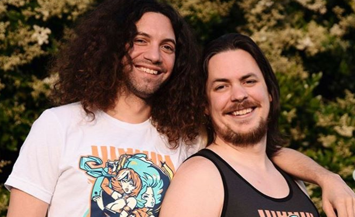 Caa Signs Game Grumps Inks Book Deal For Gaming And