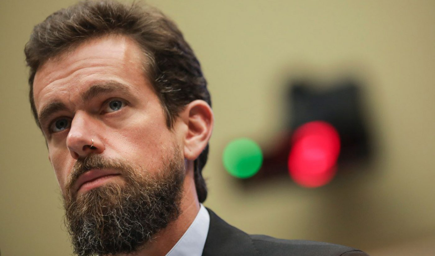 Twitter CEO Jack Dorsey Is Latest Victim Of Hackers Who Targeted Shane Dawson, James Charles