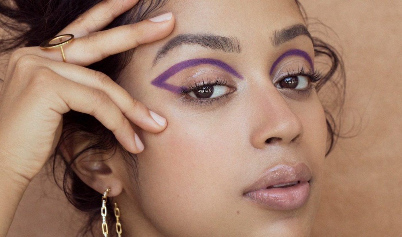Liza Koshy Gets Glam As Beauty Brand C'est Moi's Very First Ambassador