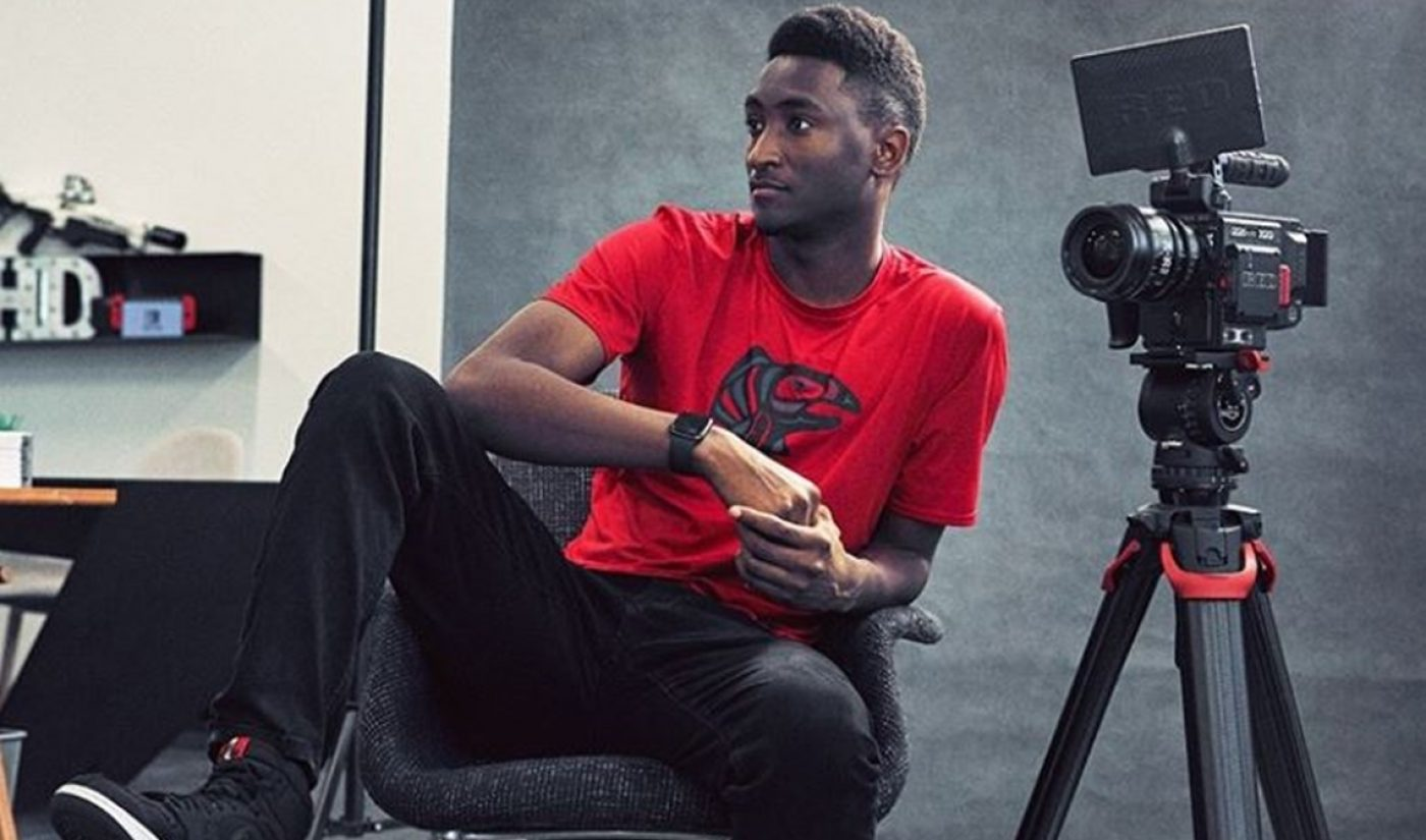 Tech Reviewer Marques Brownlee Drops 'Waveform' Podcast Alongside Studio71