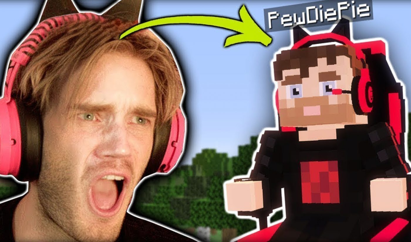 """PewDiePie Enters Nth Evolution Of His YouTube Channel, """"Just Wants To Play 'Minecraft'"""""""