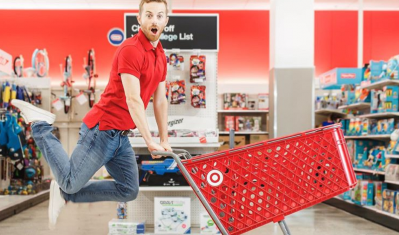 Target Launches #TargetTalent – A Yearlong Influencer Initiative With Lauren Giraldo, Try Guys' Ned Fulmer, And More