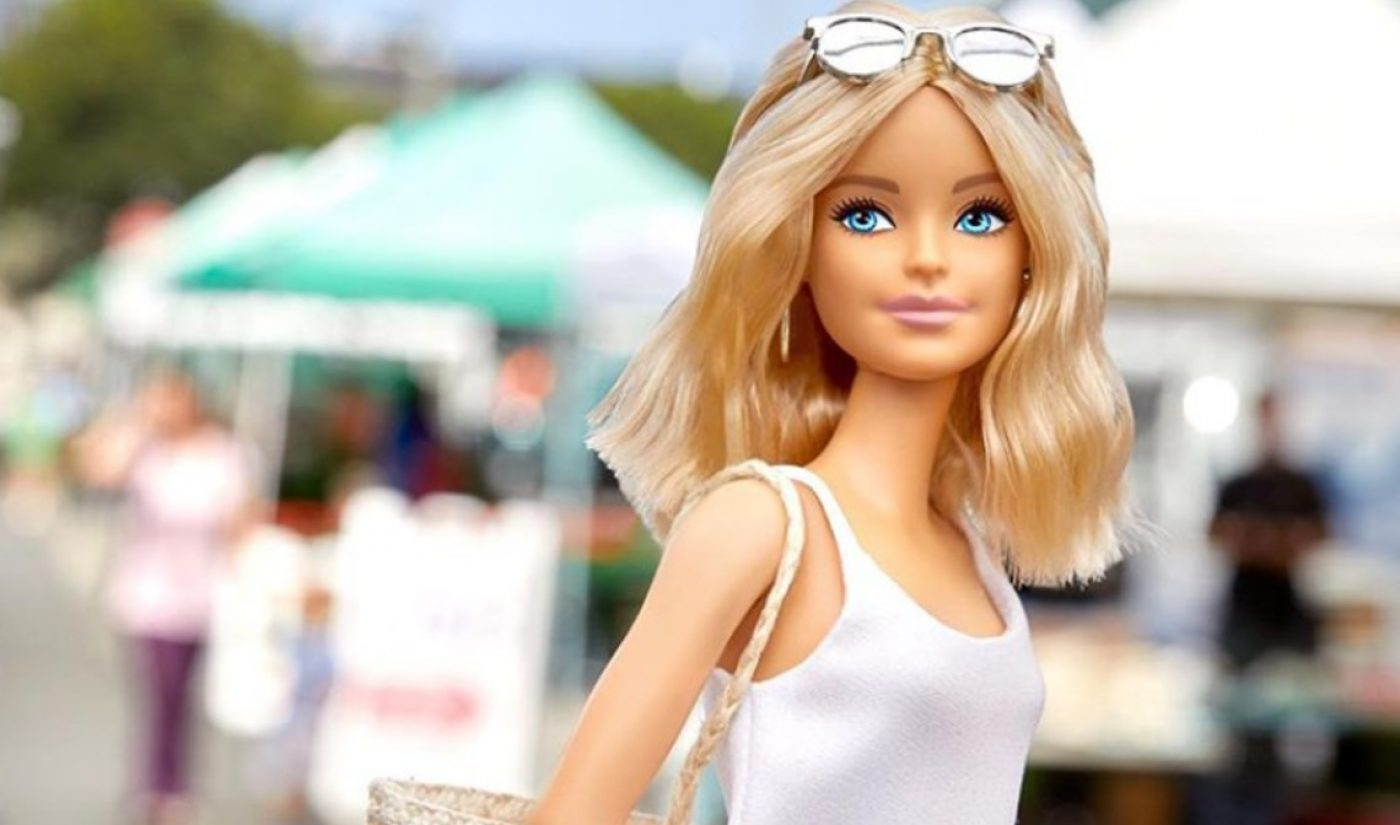 How Mattel Harnessed YouTube To Help Bring Its Iconic Barbie Character Down To Earth