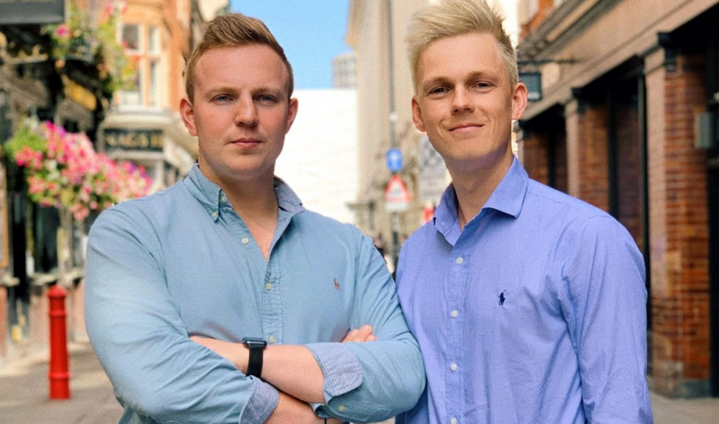 Caspar Lee-Founded Influencer Marketing Firm Closes $3.6 Million Funding Round