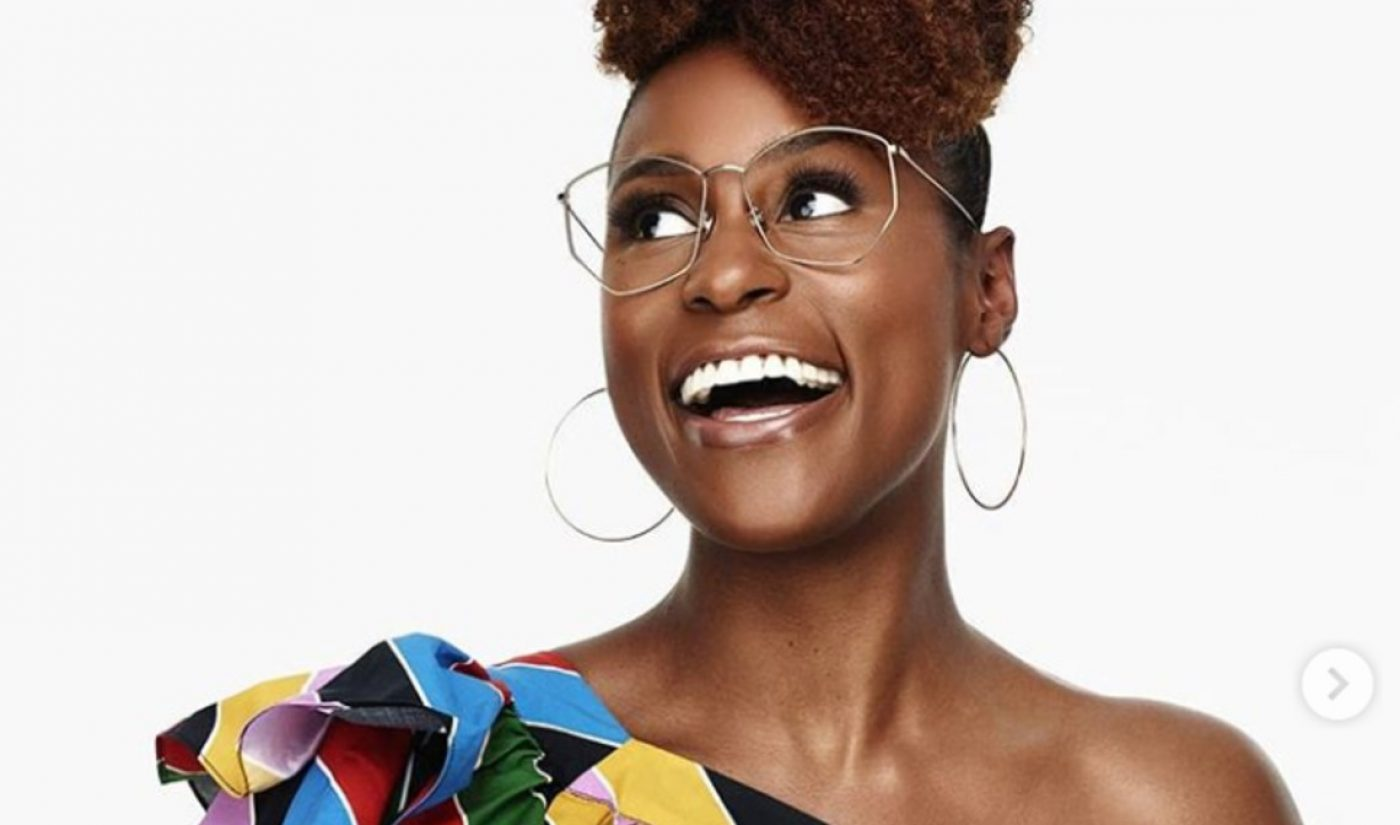 Issa Rae Takes Stake In Streamlytics, Which Lets People Monetize Their Own Streaming Data