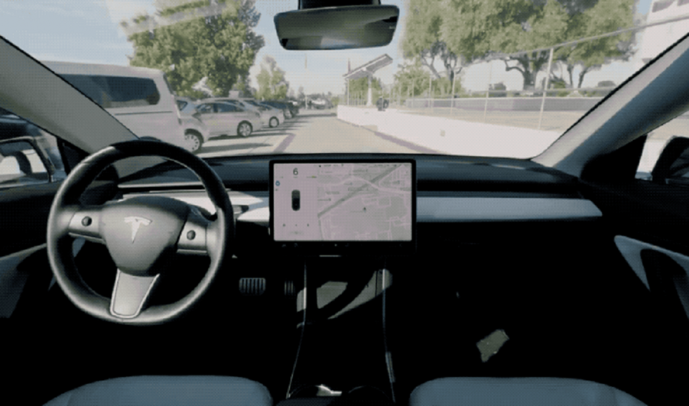 Tesla Brings YouTube, Netflix, Hulu To New In-Car 'Theater' Feature