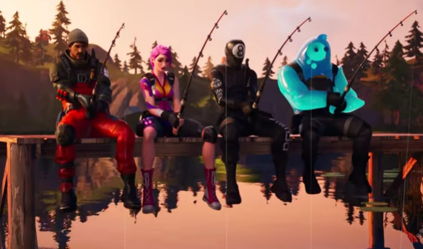 'Fortnite' Sees Social Video Viewership Resurgence Amid Launch Of 'Chapter 2'