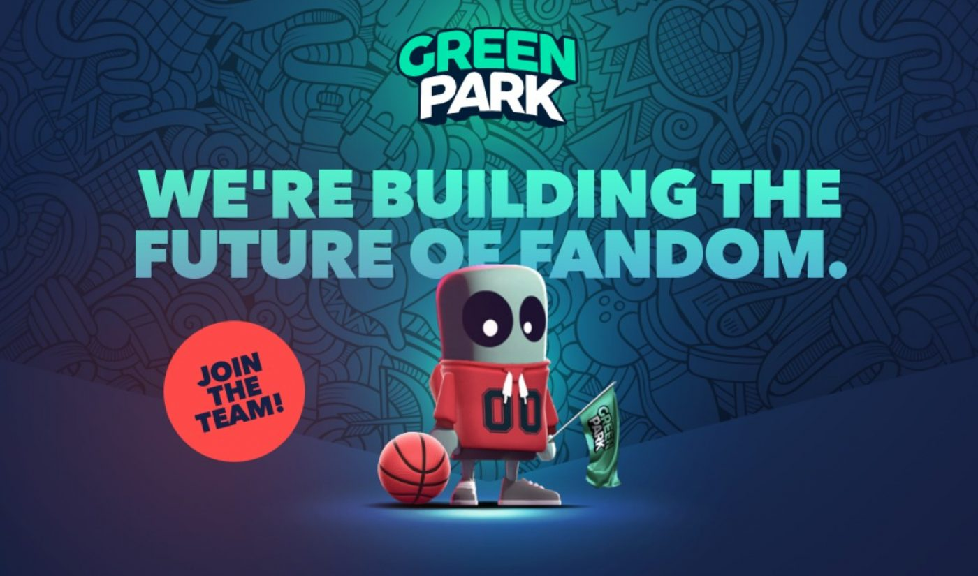 YouTube Founder Chad Hurley Raises $8.5 Million For Fan-Centric Sports Game Startup 'GreenPark'