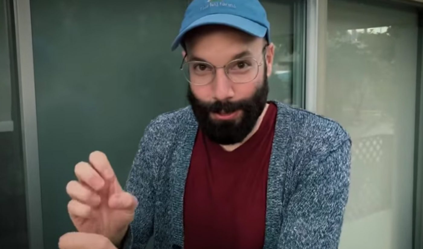 Patreon Founder Jack Conte Launches 'Super Patron' Endowment That Will Give Creators A Yearly Salary