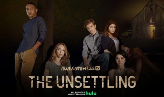 Hulu Continues AwesomenessTV Partnership With Alex Lange-Starrer 'The Unsettling'